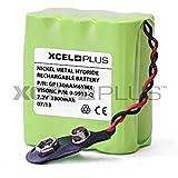 Visonic 1300 mAh PowerMax 7,2 V Panel Control de alarma de batería 0-9913-Q