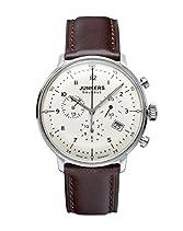Junkers Herren-Armbanduhr Bauhaus Chronograph 60865