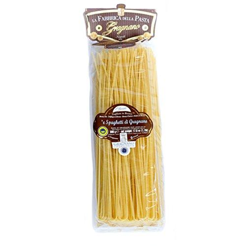 Spaghetti Gragnano Pasta PGI 500gr