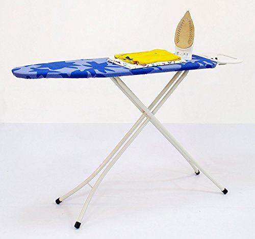 Anva Folding Ironing Board ,Iron TablePress Table With Press Holder ( Stand ) (48 X 18 Inch )  available at amazon for Rs.999