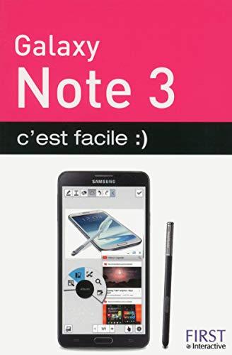 Galaxy Note 3 c'est facile par Patrick BEUZIT