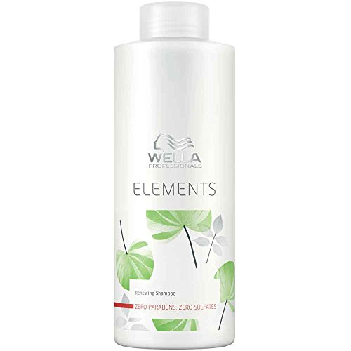 Wella Care³ Elements Shampoo 1000 ml Stärkendes Shampoo (Wella Shampoo Elements)