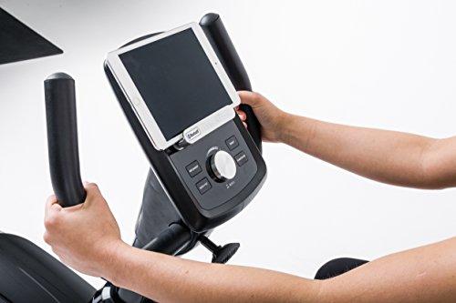 Hop-Sport Liegeheimtrainer HS-070L Sitzheimtrainer mit Computer Bluetooth Smartphone Seteuerung Pulsmessung - 5
