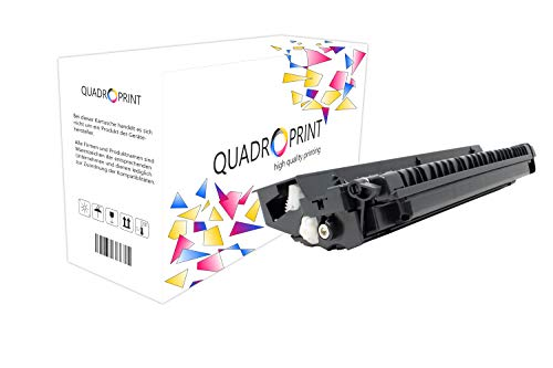 QUADROPRINT Toner ersetzt Canon E30 1491A003 Schwarz, ca. 4.000 Seiten, für Canon Copymouse FC 100 120, FC 100 108 120 128 200 204 205 206 208 21 210 220 224 226 228 230 270 280 288 290 298 300 310 -