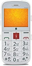 IBall Aasaan 4 Feature Phone (White)