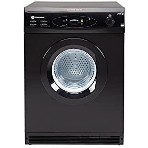 White Knight C86AB 6kg Sensing Vented Tumble Dryer from White Knight
