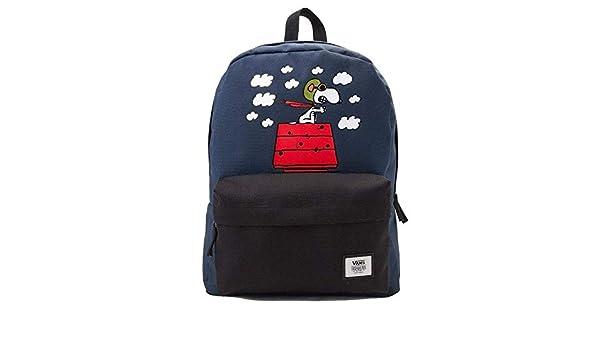 3b4b0b5079 Vans Peanuts Backpack Snoopy  Amazon.co.uk  Clothing