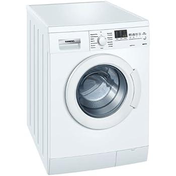 Siemens iQ300 WM14E425 iSensoric Waschmaschine / A+++ / 1400 UpM / 7 kg / weiß / VarioPerfect / WaterPerfect / Super15