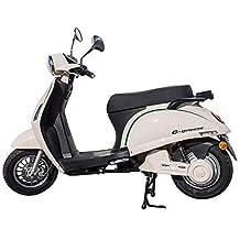 AIREL Scooter Eléctrico Adulto | Vespa Moto Ciclomotor | Moto Electrica Scooter | Ciclomotor Electrico |
