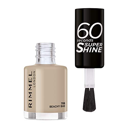 Rimmel - Esmalte uñas 60 segundos Super Shine Colour