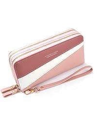 Oulm Pink Women Wallet - (WA-7)