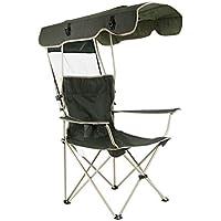 ZYWTZ Silla Plegable de Viaje para Camping, Toldo Plegable Silla, Adecuado para la Pesca