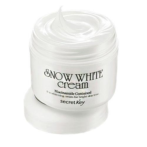 Secret Key Snow White Cream Korean Beauty [Imported]