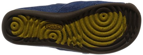 Keen Femme ballerines The Good Jeans Project MJ Bleu - Denim