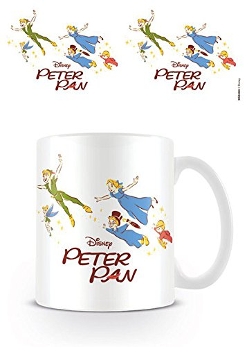 Peter Pan Fly Tazza standard