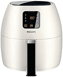 Philips HD9240/30 AirFryer XL Avance Collection, Friggitrice Low-oil e Multicooker, Capacità 1.2 Kg, Bianco