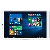 """Teclast X80 Pro Tablet PC Android 5.1/Windows 10 Home Cherry Trail X5 Z8300 Quad Core 8"""" IPS 1920x1200 Écran 5.5mm Bordure Étroite 1,84 GHz 16:10 2GB RAM 32GB ROM 2MP 2MP Double Caméras 4K Vidéo Sans HDMI"""