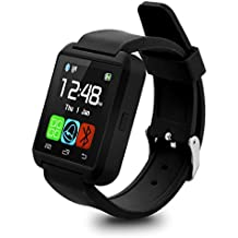 Swees SMARTWATCHBLACK - Smartwatch para Android, iOS, color negro