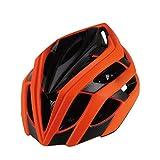 Deniseonuk Casco da Bicicletta per Adulti Leggero con Dispositivo anticaduta Regolabile con Fodera Rimovibile, Impermeabile e Antipolvere