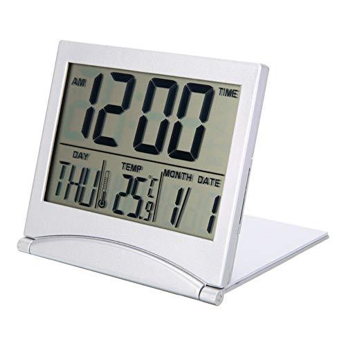 Sarplle Reloj Despertador Digital Reloj Despertador