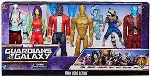 Foto de Marvel's Guardians of the Galaxy - Titan Hero Series 6pk Figures 12