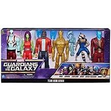 "Marvel's Guardians of the Galaxy - Titan Hero Series 6pk Figures 12"""