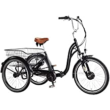 Triciclo Eléctrico Ebici Tryme2 24