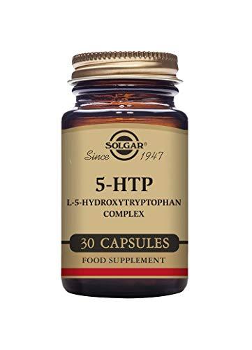 Solgar 5-htp (l-5-hydroxytryptophan) Complex Vegetable Capsules, 30