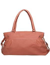 NIYANK Women's Stylish Handbag | Ladies Orange Bags | Orange Bag | Bag For Ladies | PU Leather Bag | Orange Purse...