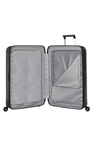Samsonite Neopulse 75 cm Spinner Matte Black Suitcase