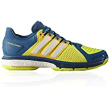 minorista online b3a26 03f3f Amazon.es: zapatillas adidas boost mujer - Azul
