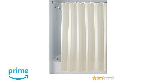 Tende Da Doccia In Tessuto : Interdesign carlton tenda doccia tessuto beige cm