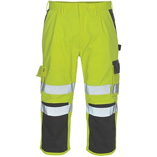 'Mascot ginocchio pantaloni da lavoro'NATAL Taglia C52, 1pezzi, giallo/Antracite, 07149–470–17888di C52