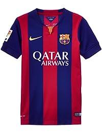 Nike FC Barcelona Home Stadium - Camiseta/Camisa Deportiva para Hombre,…