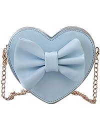 ae6f310048 Girls borsa a tracolla messenger bag, sveglia per bambini, principessa,  catena, tracolla, borsa a tracolla,…