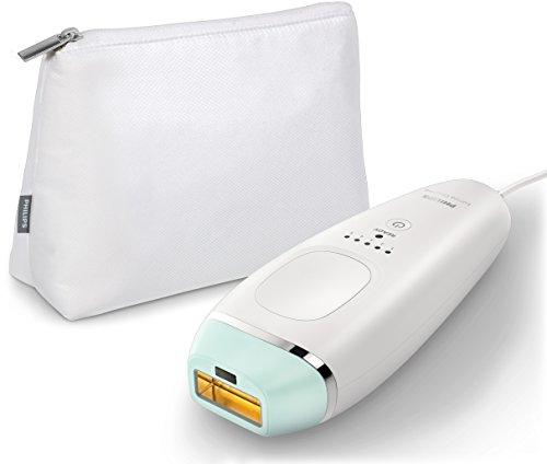 Philips Lumea Essential Dispositivo di Epilazione a Luce Pulsata per Rimozione dei Peli di Viso e Corpo, BRI862/00