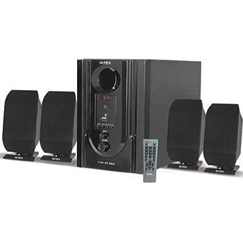 Intex IT -301 FMU Multimedia Speaker