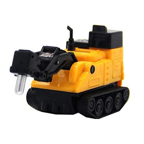 Magic Inductive Truck [folgt der schwarzen Linie] Magic Toy Car für Kinder & Kinder, Lernpuppen, Weihnachtsgeburtstagsgeschenk für Kinder (A)