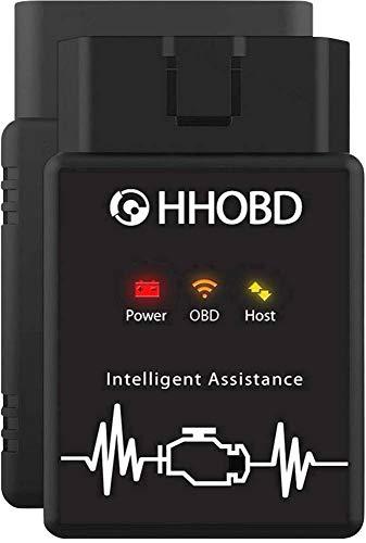 EXZA OBD II Diagnosetool HHOBD® WiFi (für iOS) 10599 uneingeschränkt