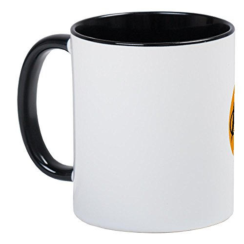 CafePress – Tea. Earl Grey. Hot. Tasse – Einzigartige Kaffee Tasse, Kaffeetasse, Small White/Black Inside