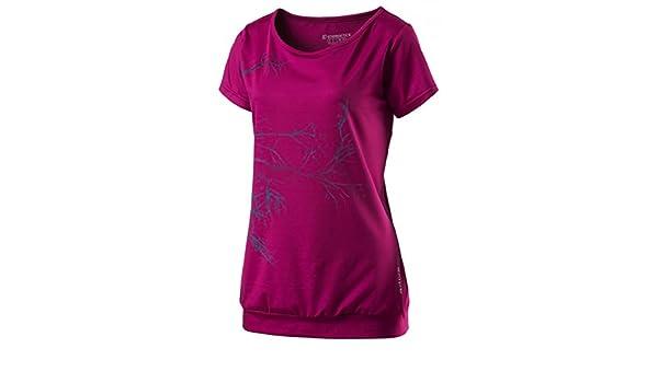 T Pink Größe 38 Afina D Shirt Sport Energetics Dark ZzAWqOBxw
