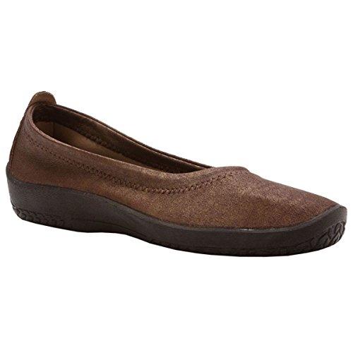 Arcopedico Womens L2 Bronze Synthetic Shoes 37 EU
