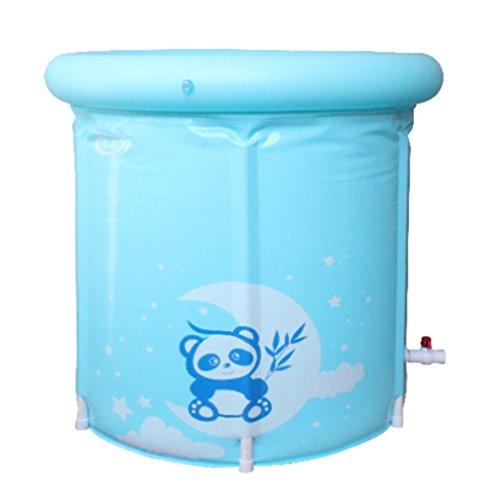 Aufblasbare Badewanne WEBO Home- Baby Schwimmbad Umweltschutz Thick Wasser Version der Halterung Typ Baby Schwimmbad Baby Bad