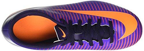 Nike 831952-585, Scarpe da Calcio Unisex – Adulto Viola (Purple Dynasty/bright Citrus-hyper Grape)