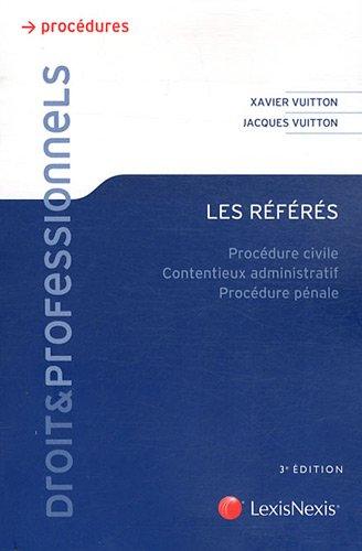 les-rfrs-procdure-civile-contentieux-administratif-procdure-pnale