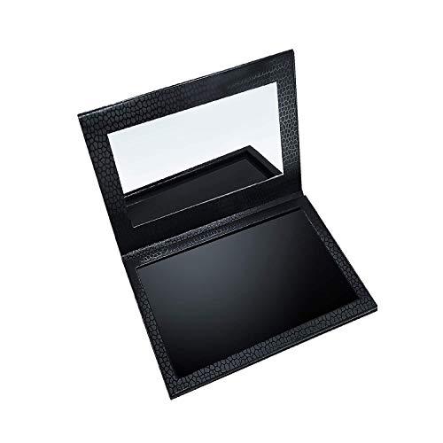 Allwon Magnetic Palette Leere Makeup-Palette mit Spiegel für Lidschatten-Lippenstift-Blush-Pulver