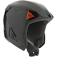 Dainese Snow Team Jr - Casco de ciclismo BMX integral, color negro, talla Talla JS