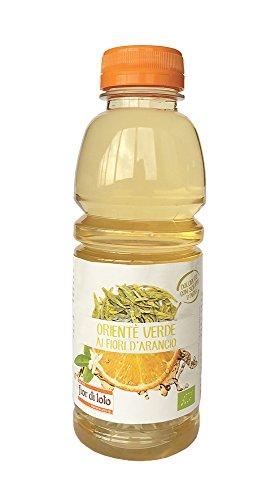 Fior di Loto Orientè Tè Verde ai Fiori d'Arancio Bio - 500 gr