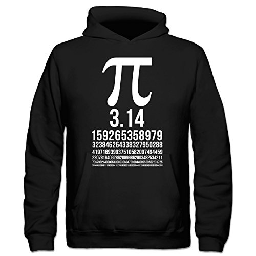 Pi Math-kinder Hoodie (Shirtcity Pi Number Math Kinder Kapuzenpulli by)