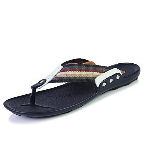 été Sandales d'homme/À bout ouvert chaussures/flops A